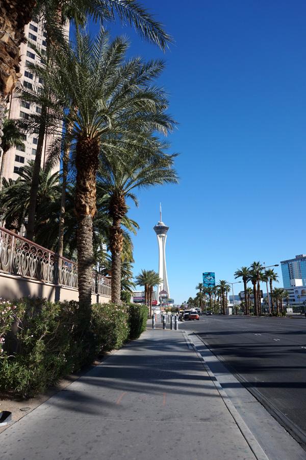 Stratosphere, Las Vegas strip, USA