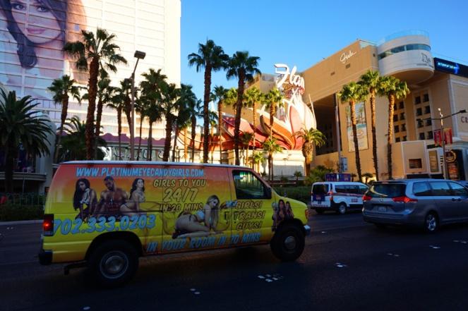 Girls, Las Vegas, USA