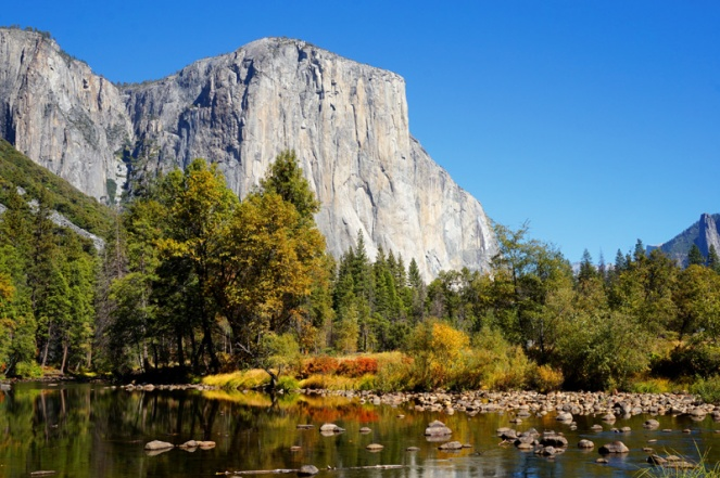 El Capitan, Yosemite Valley, Yosemite National Park, California, USA