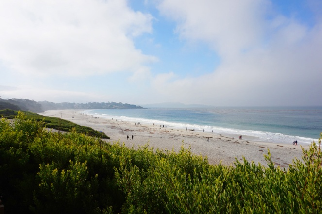 Carmel-By-The-Sea, Highway 1, California, USA