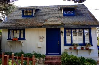 Carmel-By-The-Sea, Highway 1, California, USA