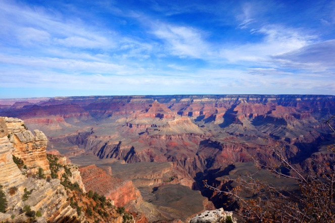 Mather Point, Grand Canyon, Arizona, USA