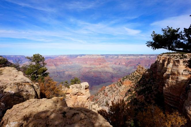 South Kaibab Trail, Grand Canyon, Arizona, USA