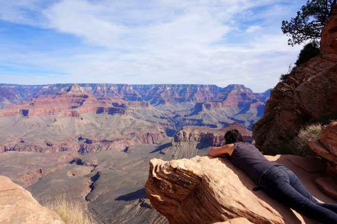 Ooh Aah Point, South Kaibab Trail, Grand Canyon, Arizona, USA