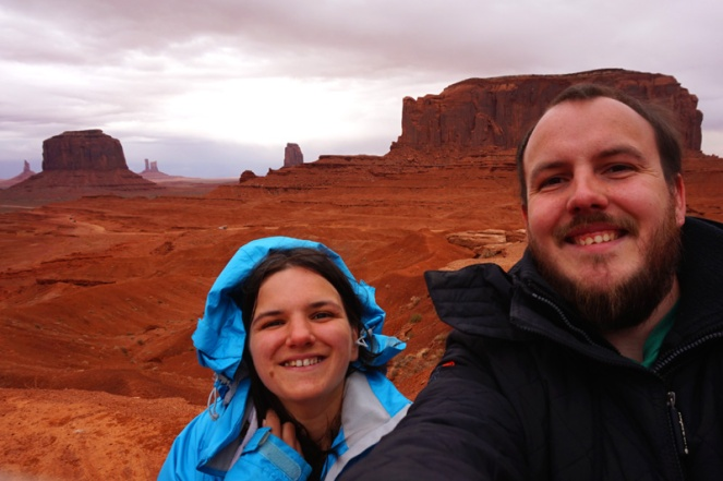 John Ford point, Monument Valley, Utah, USA