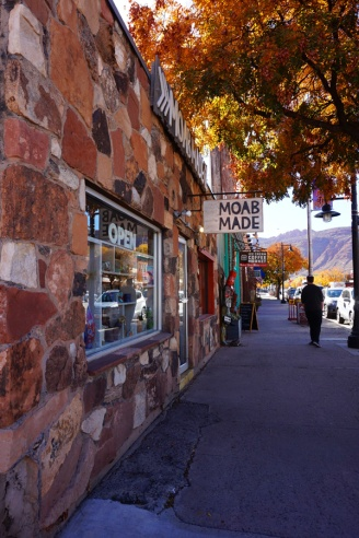 Moab Made shop, store, Moab, Utah, USA