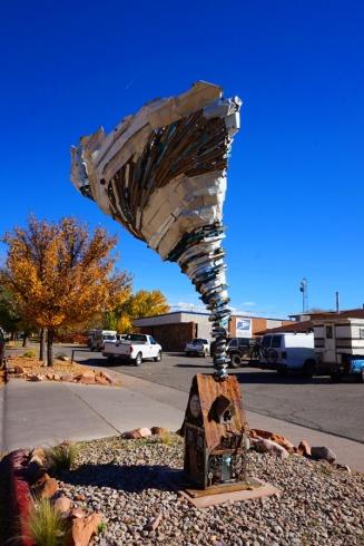 Tornado, Moab, Utah, USA