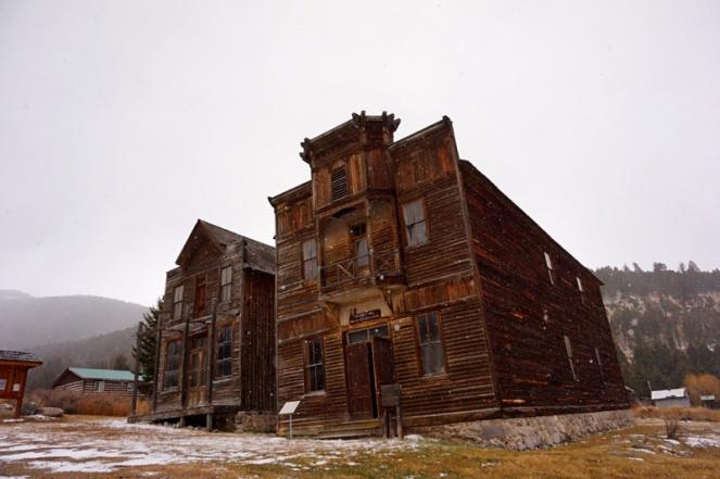 Elkhorn, Montana, USA