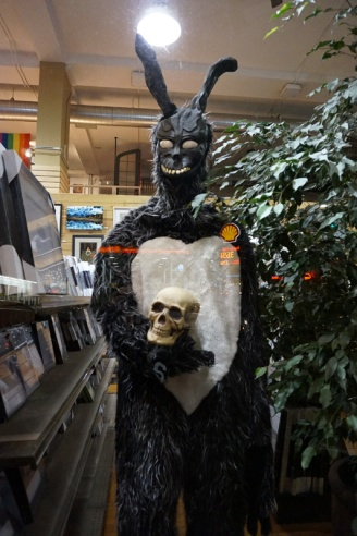 Donnie Darko costume, Seattle