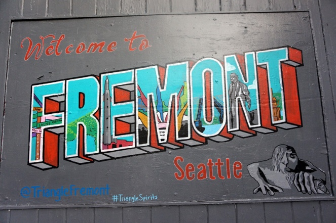 Fremont, Seattle, USA