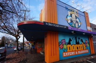 Roxy's Diner, Fremont, Seattle, USA