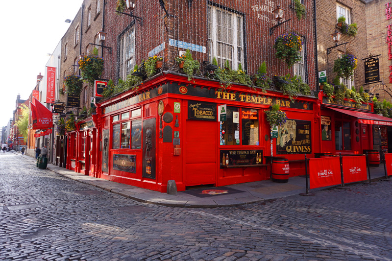 A Day In Dublin: How To Have Fun When You Don't Like Guinness
