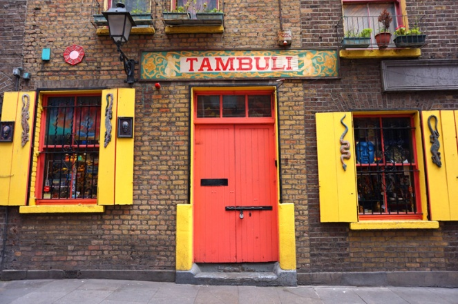 Tambuli, Dublin, Ireland