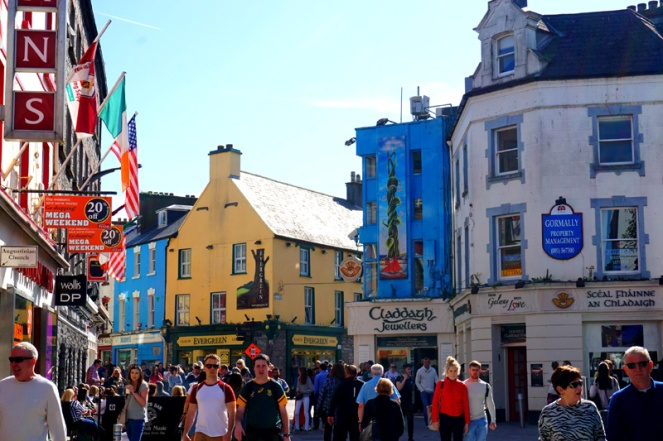 High Street, Galway, Ireland