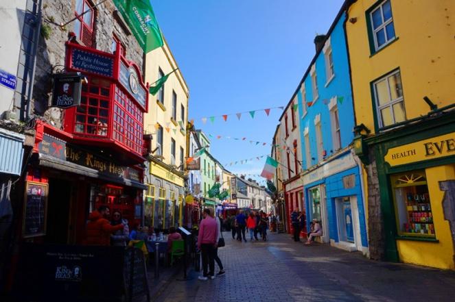 Latin Quarter, Galway, Ireland