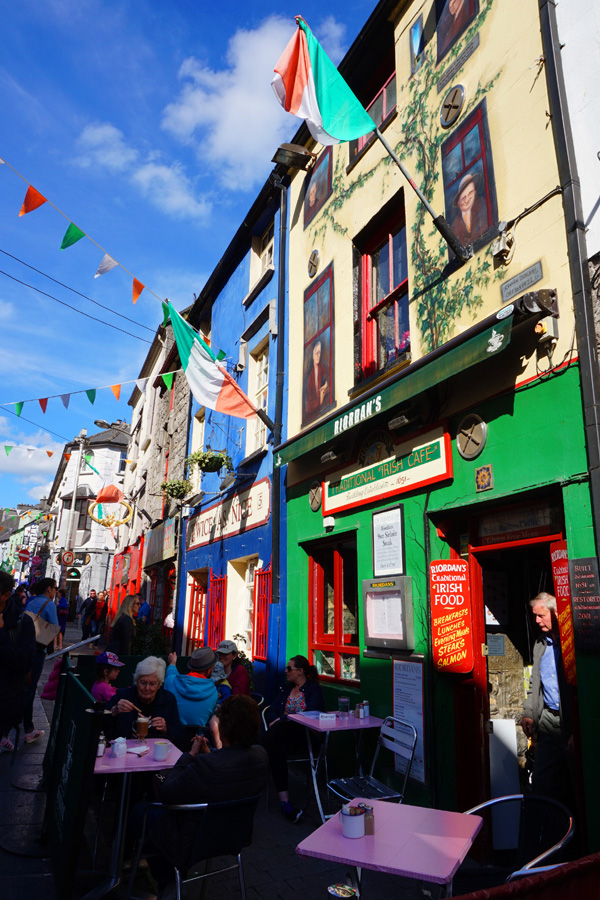 Latin Quarter, Galway, Ireland