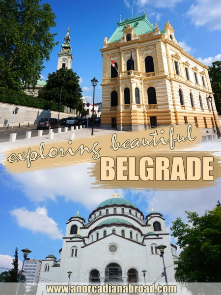 Exploring Beautiful Belgrade, Serbia #travel #europe #serbia