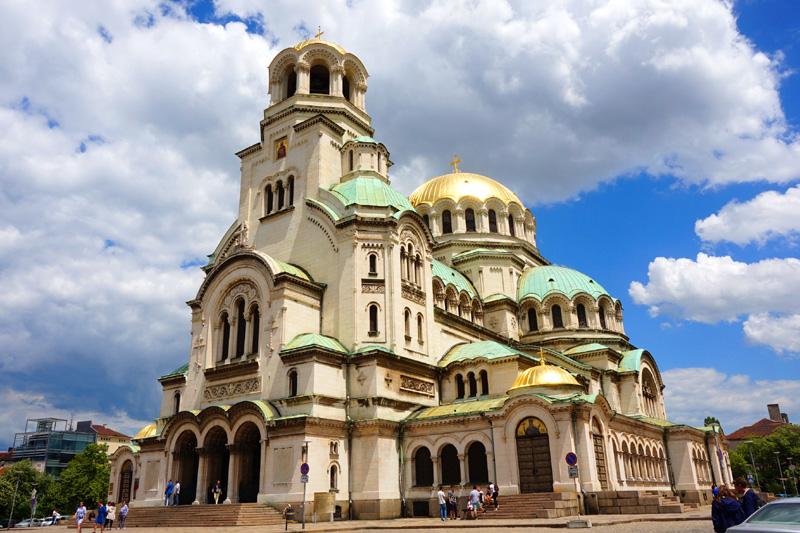 Saint Alexander Nevsky cathedral, Sofia, Bulgaria