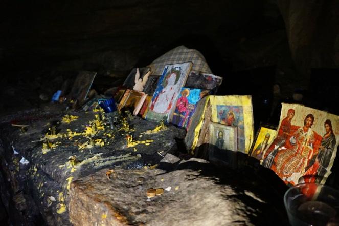 St Ivan's cave, Rila, Bulgaria
