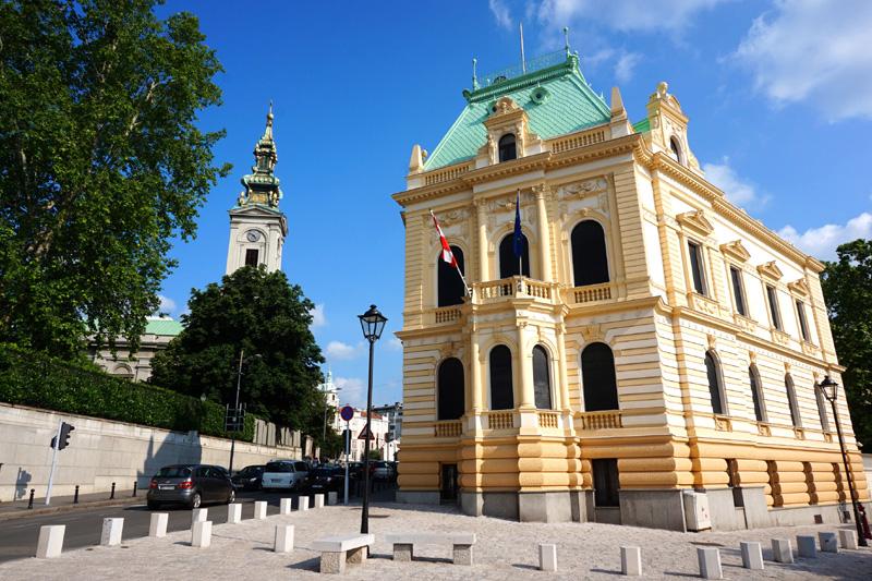 Architecture, Belgrade, Serbia