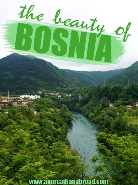 The Beauty Of Bosnia and Herzegovina: explore this untouched region of Europe with mountains, rivers, mosques and beautiful towns!