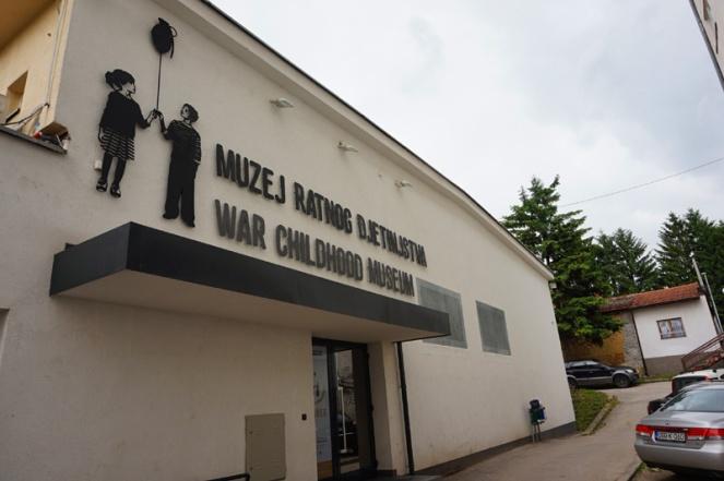 War Childhood Museum, Sarajevo, Bosnia & Herzegovina