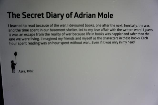 Book story, War Childhood Museum, Sarajevo, Bosnia & Herzegovina