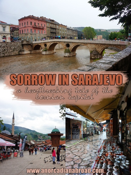 Sorrow In Sarajevo: A Heartbreaking Tale Of The Bosnian Capital