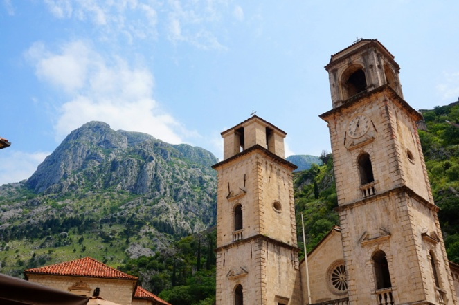 Cathedral of St Tryphon, Kotor, Montenegro