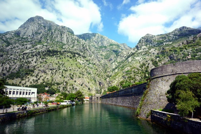 Kotor mountains, Montenegro