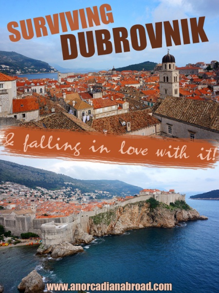 Surviving Dubrovnik & Falling In Love With It