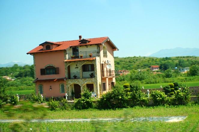 House, Albania