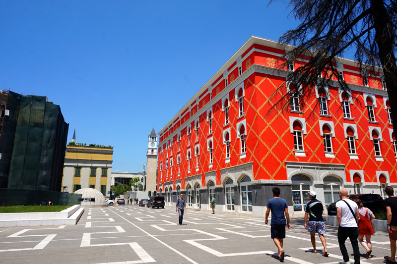 Adventures In Albania: Two Hours In Tirana Is Not Enough