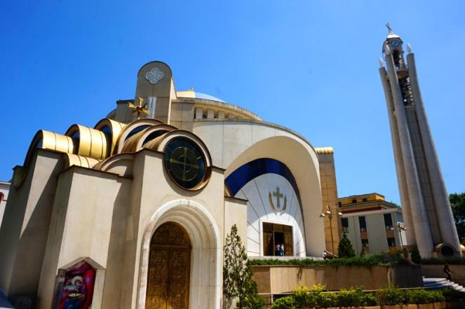 Church, Tirana, Albania