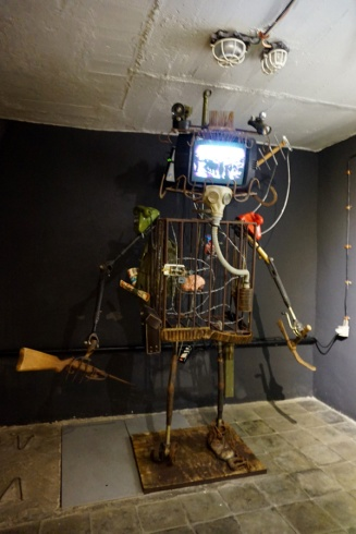 Bunk'Art museum, Tirana, Albania