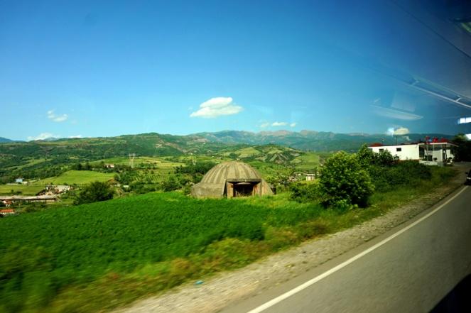 Bunker, Albania