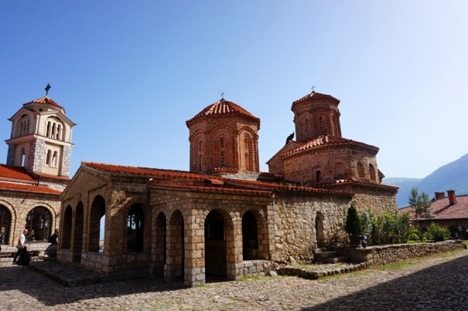 St Naum Monastery, Lake Ohrid, North Macedonia