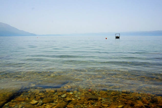 Lake Ohrid, North Macedonia
