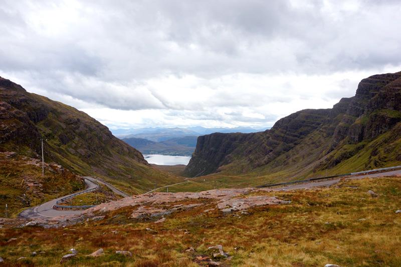 Bealach Na Ba, Applecross pass, Scotland, NC500, North Coast 500 road trip