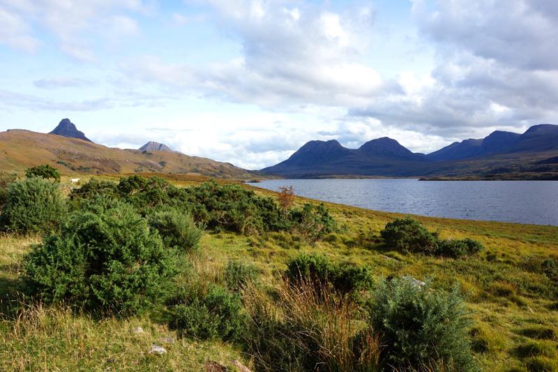 North Coast 500 road, Scotland