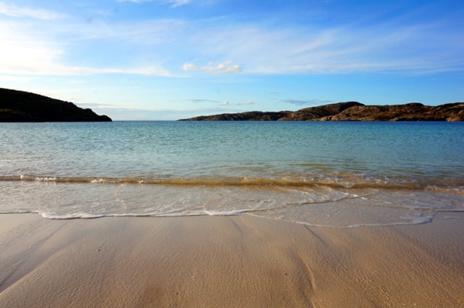 Achmelvich beach, Scotland