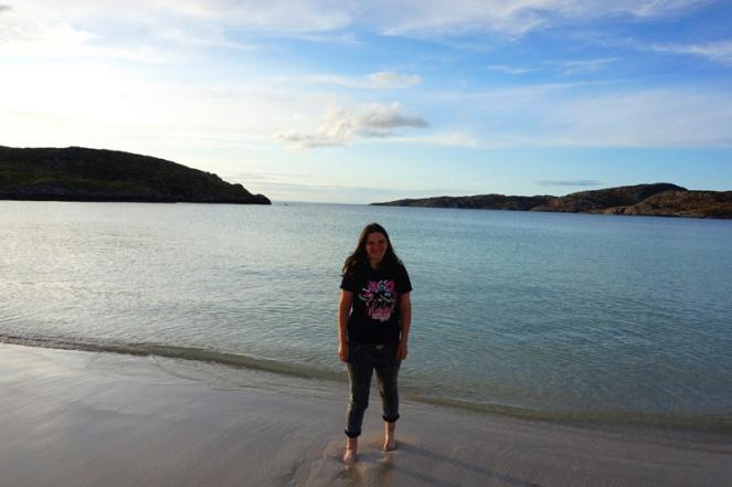 Achmelvich beach, Scotland