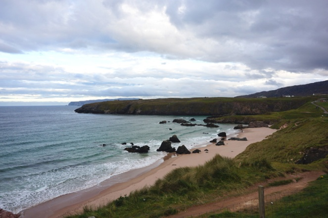 Durness beach, Scotland