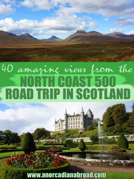 40 Amazing Views From The North Coast 500 Road Trip In Scotland
