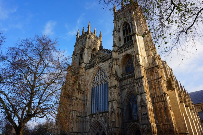 York Minster, York, UK
