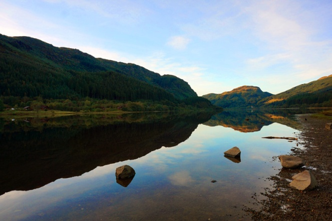 Loch Lubnaig, Loch Lomond and The Trossachs National Park, Scotland