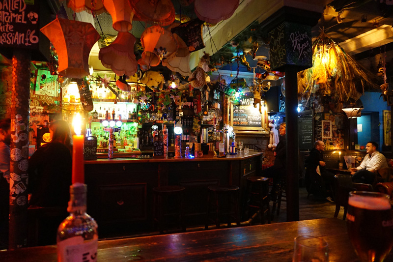 The Dog House, Edinburgh, Scotland