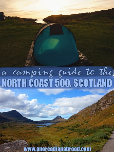 A Camping Guide To The North Coast 500, Scotland