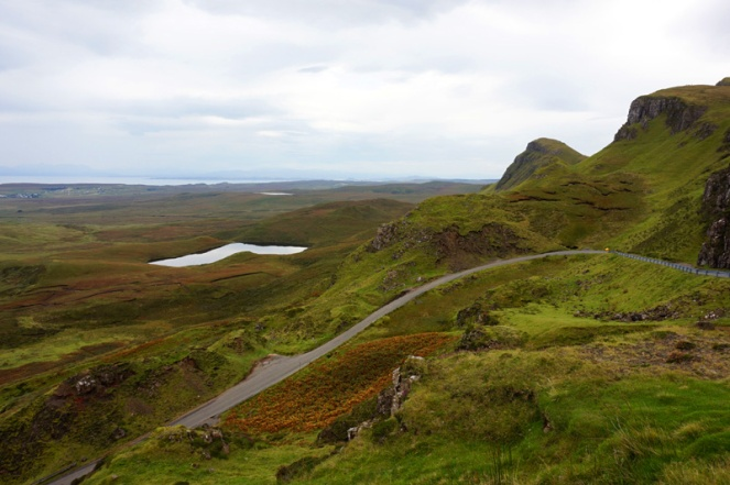 The Quiraing, Isle Of Skye, Scotland