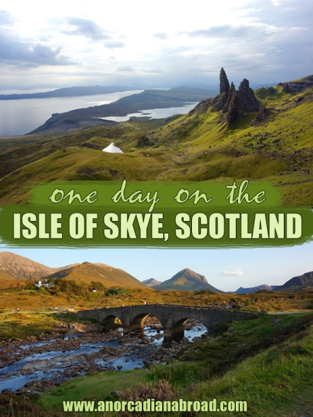 One Day On The Isle Of Skye, Scotland